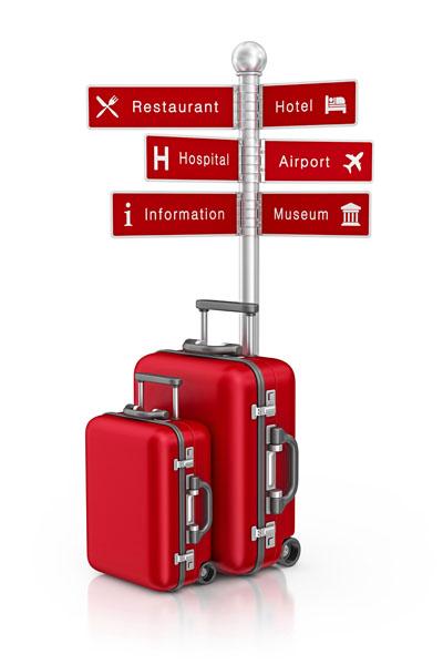 Info terminál
